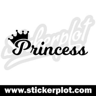 Sticker Princess V1