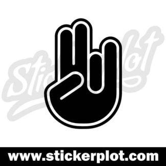 Sticker Shocker - negativ