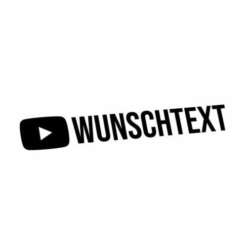 Custom-Youtube-Sticker