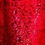 Red Glitter Oilslick