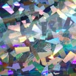 Silver Crystal Oilslick